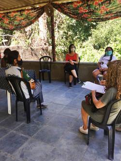 Encontro entre Artistas, Pesquisadores e Comunidade Quilombola