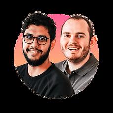 Akram Riahi & Alexandre Kolacz