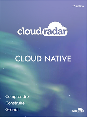 Couverture WeScale cloudradar cloud nati
