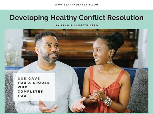 Developing Healthy Conflict (Download)
