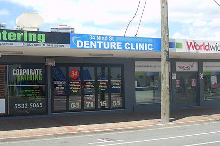 Nind St Denture Clinic in Sounthport CBD, QLD