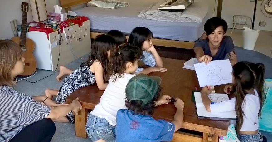 日本の文化を広め、教える。