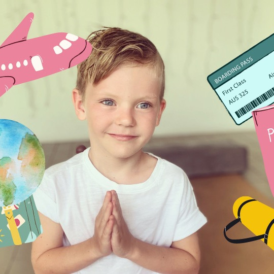 FULLY BOOKED Kids Yoga & Mindfulness Week 1 05.-09.07.2021