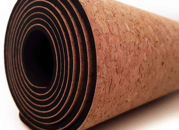 Eco-Friendly Cork Yoga Mat