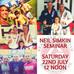 Neil Simkin Seminar Saturday 22nd July!
