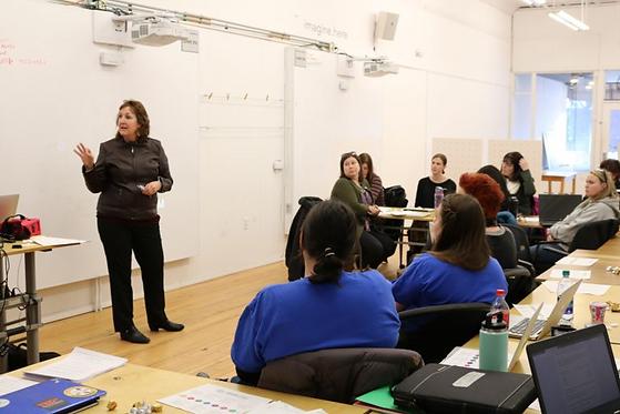 Lisa teaching.png