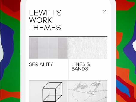 Microsoft creates Sol LeWitt app for deep exploration of themes