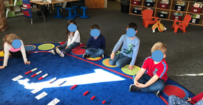 Kindergarteners can write great songs!