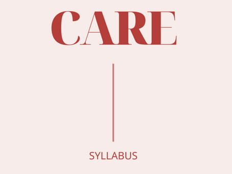 MASS MoCA and MCLA launch public education resource, CARE SYLLABUS