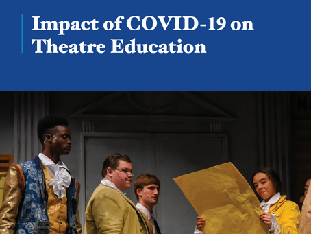 Theatre Education Survey Results Show Wide-Ranging Impact of COVID-19