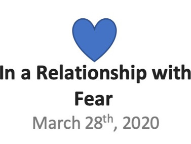In a relationship with...