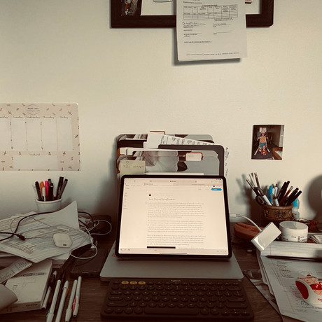 Social Working During Pandemic