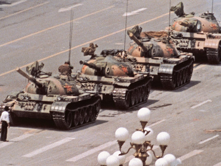 Francis Fukuyama, Tiananmen Square and the 'End' of History