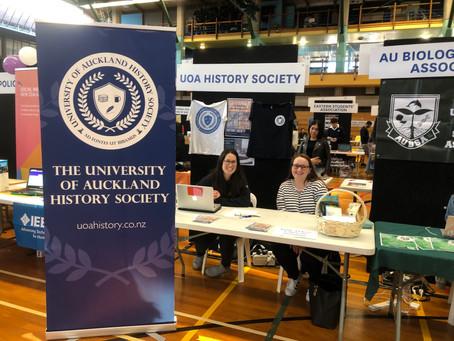 The History of the History Society