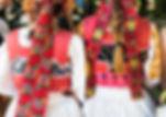Robes folkloriques traditionnelles