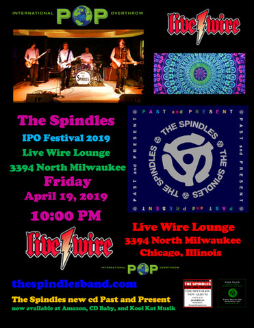 Spindles IPO 2019 Live Wire Flyer 4   19