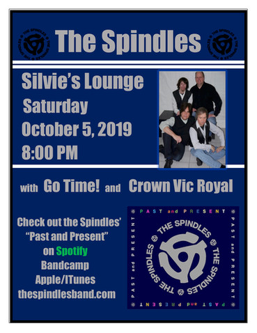 Silvie's Lounge Flyer To Post in Venue 1