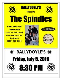 Spindles Ballydoyle Flyer 7 5 2019 Versi