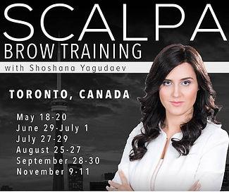 Miroblading Training Toronto