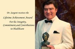 Dr. Larry A Sargent