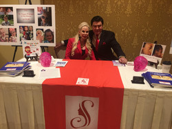 Dr. Sargent and Brenda Sargent