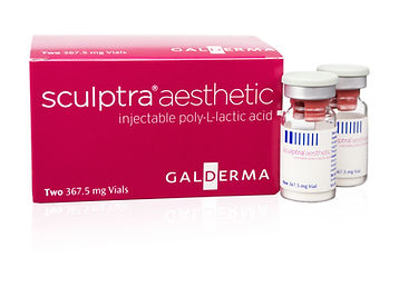 Sculptra Cheek Enhancement