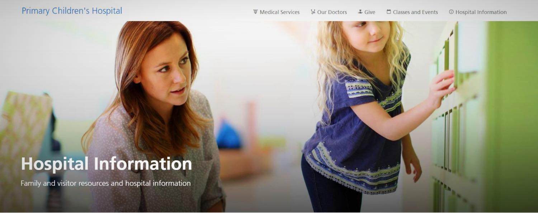Intermountain Health Primary Children's Hospital