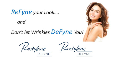 Med Spa Salt Lake City Restylane Defyne Refyne