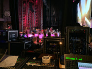 Running some recordings for Rick Springfield and Orhcestra Live at The Saban Theatre