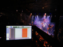 A shot of the recording Rig while recording for Weezer Live at The Whisky A Go Go