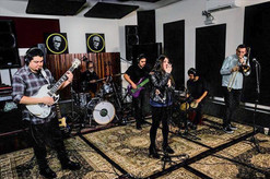 """Live Studio Session with Sony Signed Artist """"Plastic Culture"""""""