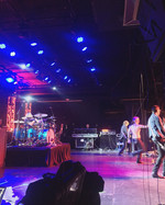 Side Stage with Stone Temple Pilots!