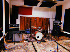 One of our back rooms to Rent out or to use or Record in for a project of yours!