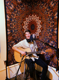 Good friend Conor Lott came by to record a Single he wrote about Song Royalties. Very catchy!