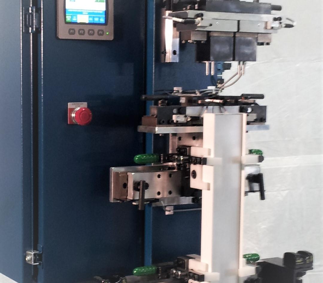 Automatic Pin Press
