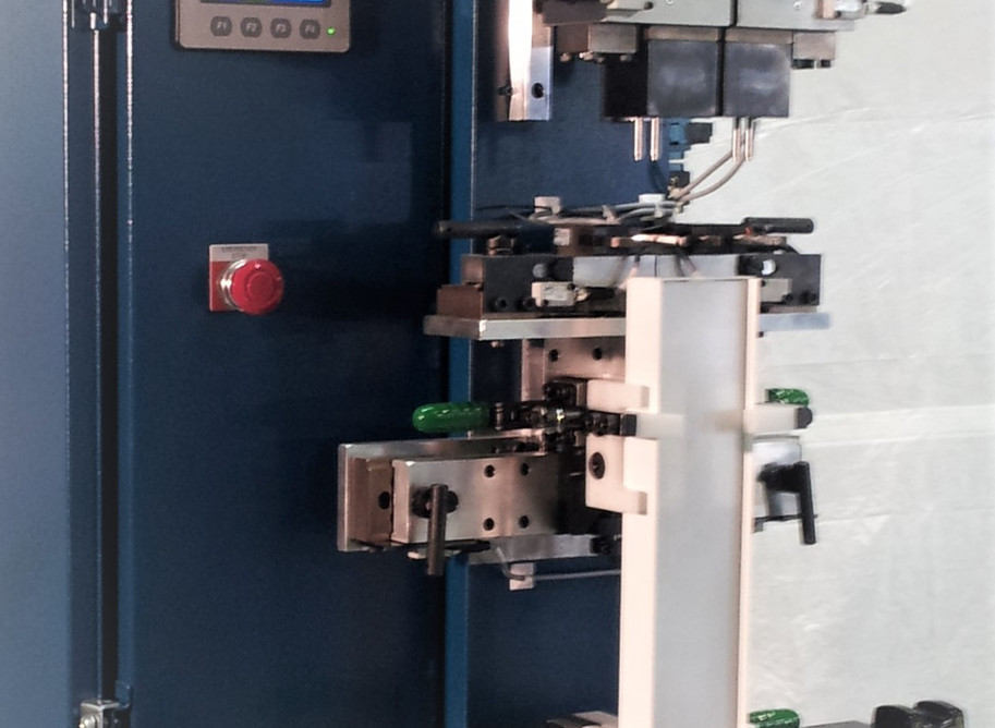Automatic Pin Press