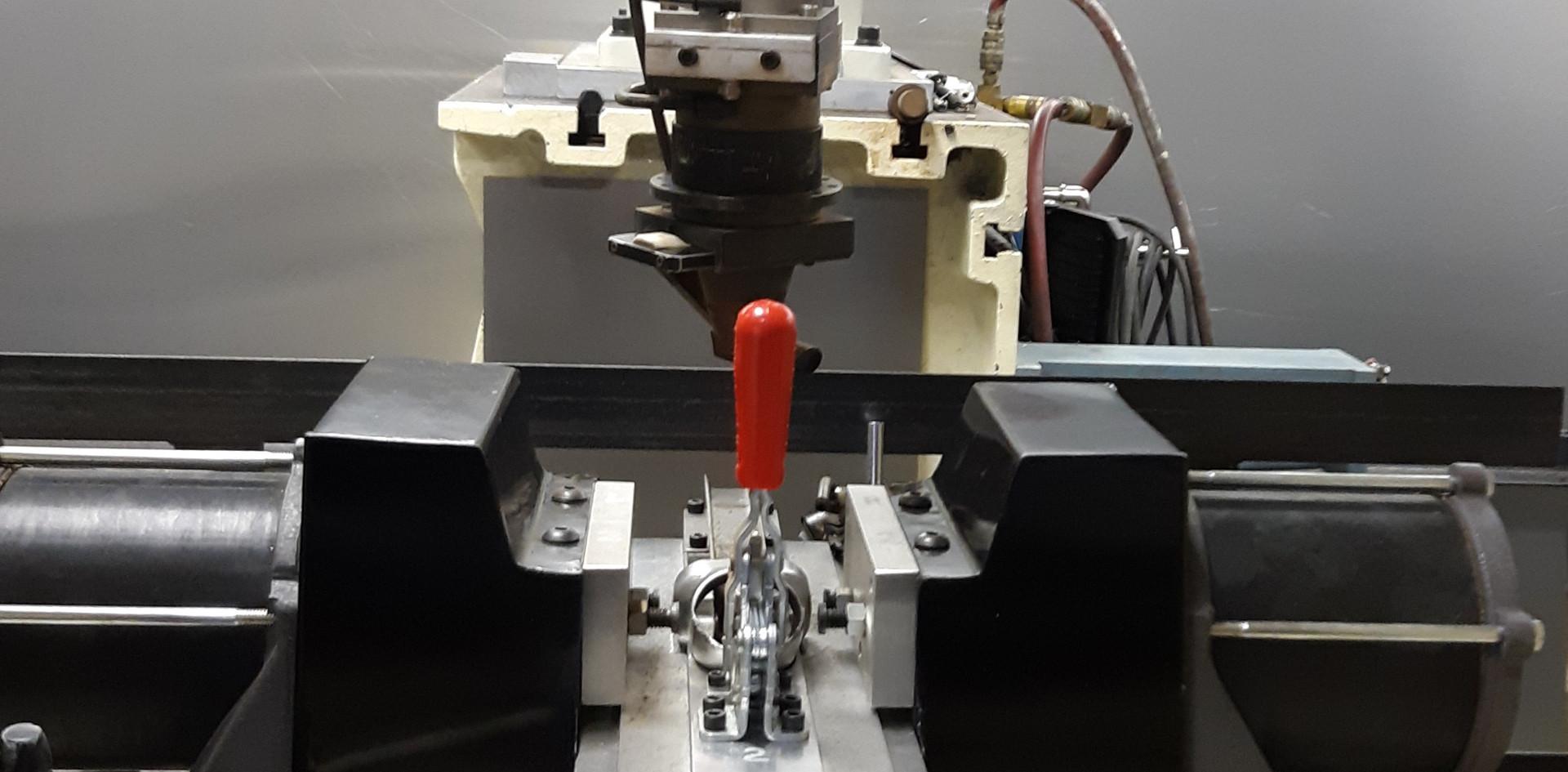 Laser Weld Tooling