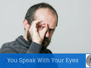 Eye Contact - Speak With Your Eyes