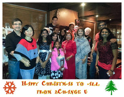 Christmas 2014 Celebration @ Mimi's
