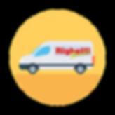 Righetti Service SA furgone