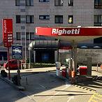 Righetti Combustibili SA distributore fungo Lugano
