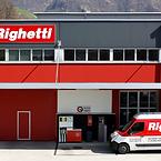 Righetti Combustibili SA distributore sede Righetti