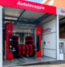 Righetti Combustibili SA autolavaggio collina d'Oro