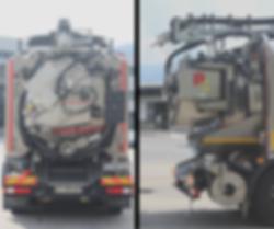 Righetti Service SA camion aspirazioni speciali
