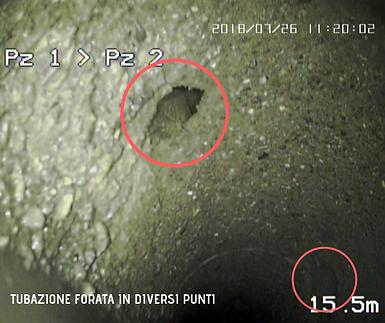 Righetti Service SA tubo forato
