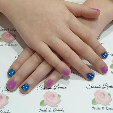 Star Gel Nails
