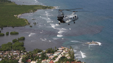 MARFORSOUTH Marines assess Hurricane Tomas damage in Haiti