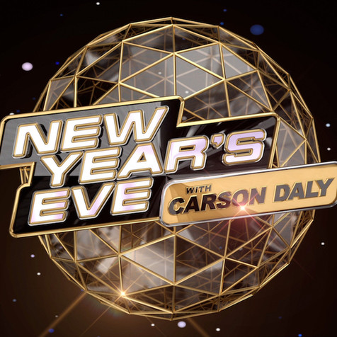 NYE with Carson Daly