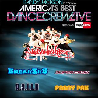 America's Best Dance Crew Live Tour