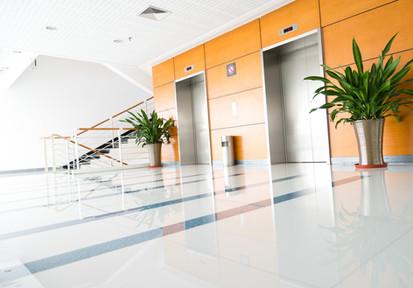 TIC - Lobby Design
